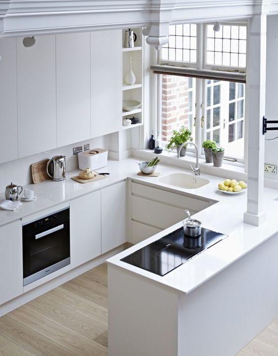 Consejos para tener muebles de cocina a medida ideas for Cocinas muebles a medida